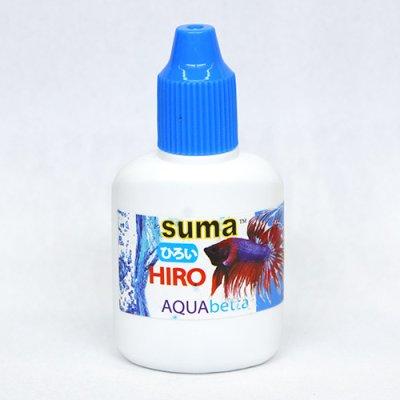 画像3: suma GILL And TAIL  12ml(ショーベタ専用ヒレ欠け回復促進剤)